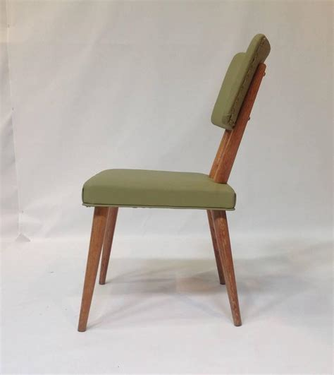 mcm dining chairs set of five mcm dining chairs by meier and pohlmann co at