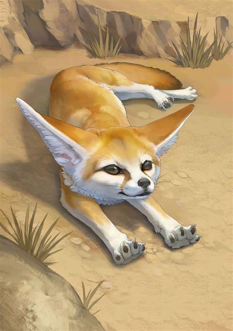fennec fox photo japari library  kemono friends wiki