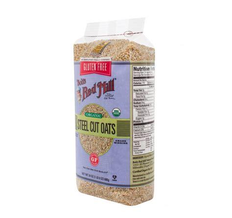 Bob Mill Gluten Free Steel Cut Oat 680gr Murah gluten free organic steel cut oats bob s mill foods