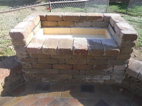 firepit plans brick pit ideas that you already knew pit
