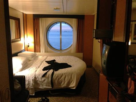 Deck Plan Jewel Of The Seas by Royal Caribbean Jewel Of The Seas Cruise Review For Cabin 3504