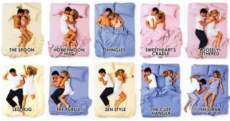 new positions in bed 12 couples sleeping positions meaning what your sleeping