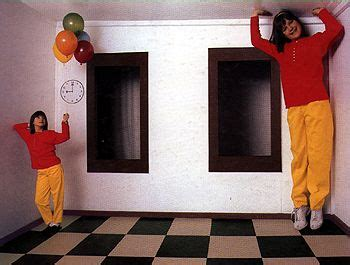 The Ames Room by 1000 Images About Architecture And Science On