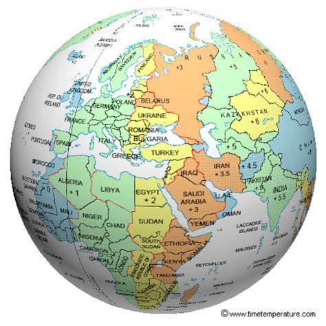 globe maps world time zone globe