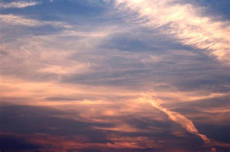 picture purple sky colored sky clouds sky