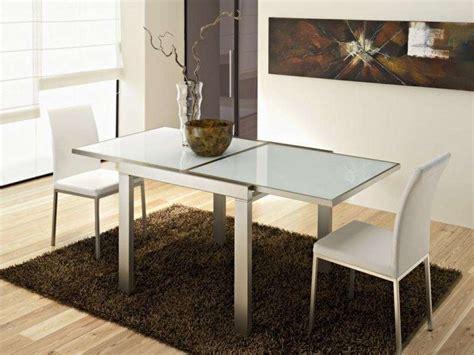 tavoli in vetro per cucina tavoli da cucina in vetro foto design mag