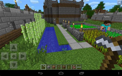how to minecraft for free on android minecraft pocket edition android apps on play