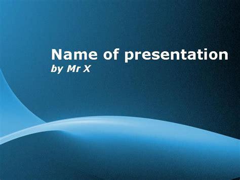 Powerpoint Vorlagen Blau Sonnenschein Blau Powerpoint Vorlage Power Point Vorlagen De