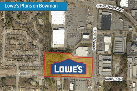 lowe s buys west rock acreage for new store