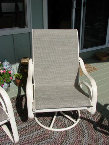 patio furniture replacement slings in georgia using our