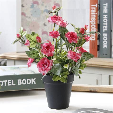 aliexpress com buy 1set mini artificial flower fake rose