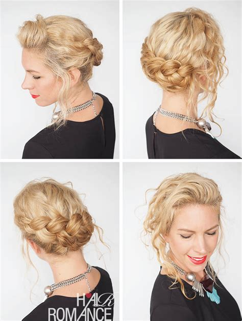30 curly hairstyles in 30 days day 8 hair romance 30 curly hairstyles in 30 days day 8 hair romance