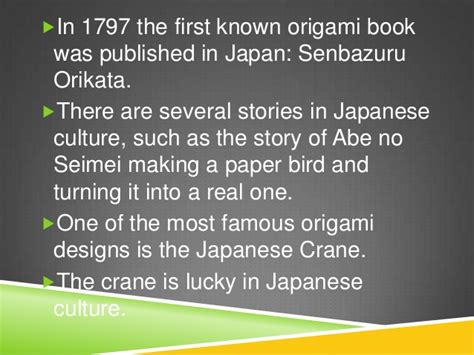What Is The Meaning Of Origami - japanese origami cranes
