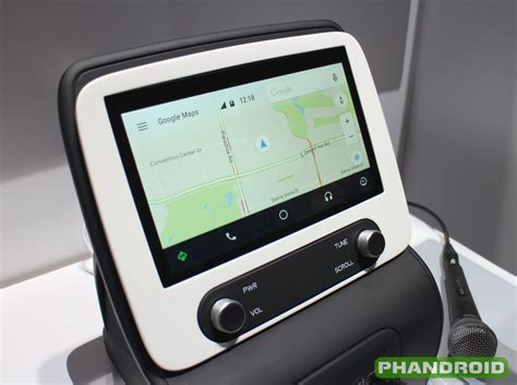 android car a look at how panasonic wants to put android auto in your next vehicle