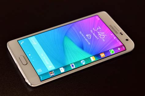 scrolling wallpaper note edge samsung galaxy note edge pics price and specs indiatoday