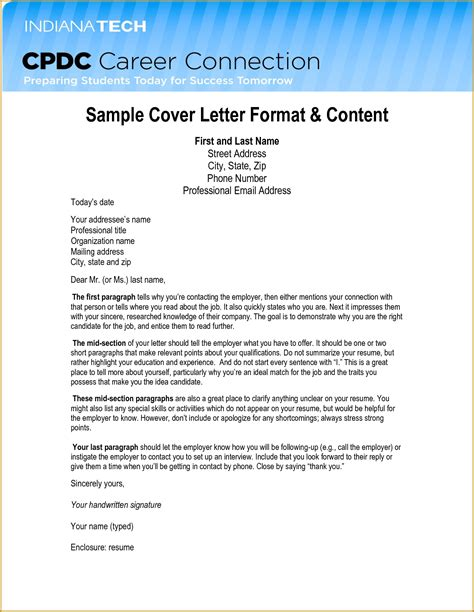 format email message c professional email format free business template