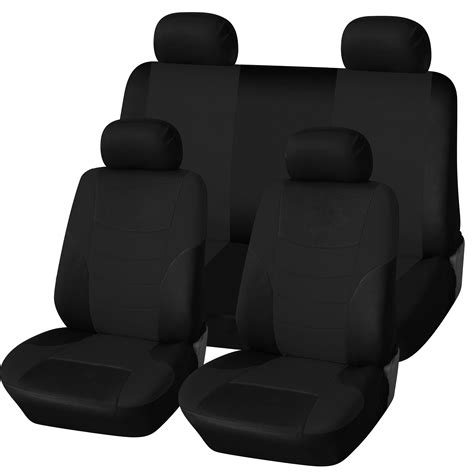 universal truck seat covers abn car seat cover 8 set universal fit flat cloth