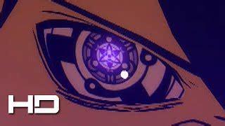 boruto unlocks jougan boruto unlocks byakugan eight trigrams vs 7th hokage