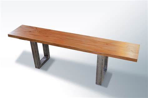 wood bench with metal legs modern metal bench modern teak wood bench with metal legs abodeacious