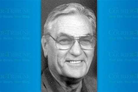 carl cheshire obituaries the courier tribune