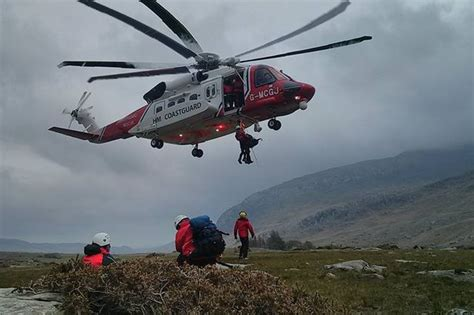 Search In The Uk Caernarfon Search And Rescue Base The Busiest In The Uk Daily Post