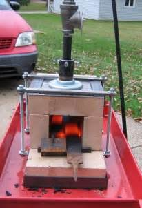 Diy Small Gas Forge Customers Forge Gallery Work Shop
