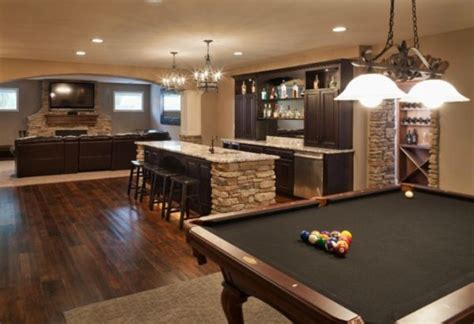 Basement Room by Top Five Uses For A Basement Space