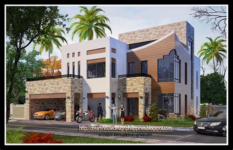 design of 2 storey house philippine dream house design two storey building plans online 3012
