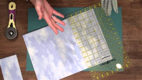 Cutting Quilt Pieces by Quilt Cutting You Decide Mat Or Ruler Lines 2