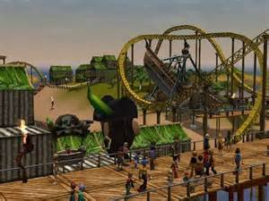 Roller coaster tycoon 1 2 3 game collection for pc full version free