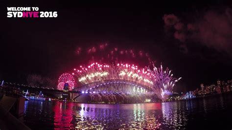 new year festival sydney 2016 gopro sydney new years firework 2016 2017 celebration