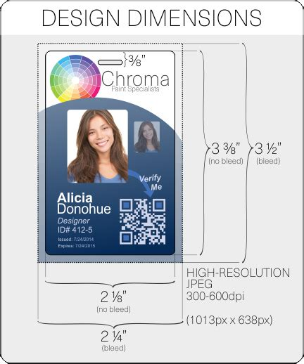 design my own id card sle card designs