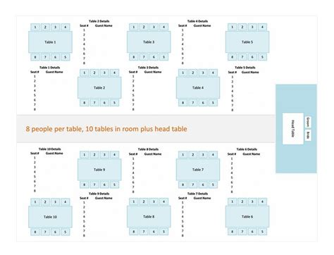 wedding seating charts template search results for blank wedding seating chart template