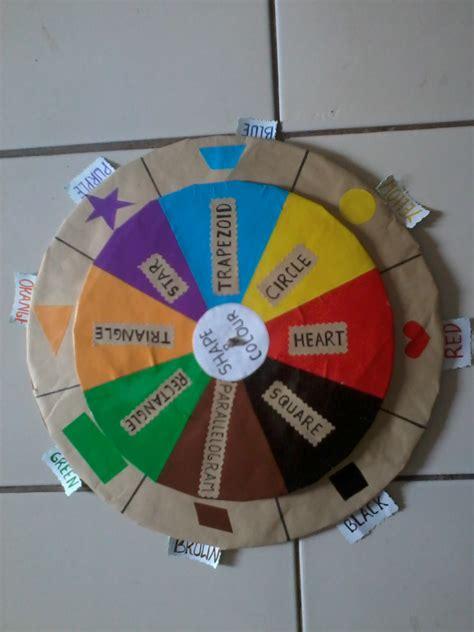 Alat Peraga Bahasa Indonesia media pembelajaran bahasa inggris shape colour siti dwi arini