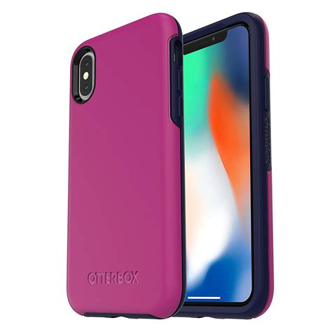 Samsung A10 Otterbox by Carcasa Otterbox Symmetry Iphone X Xs Mix Berry Jam Lerato