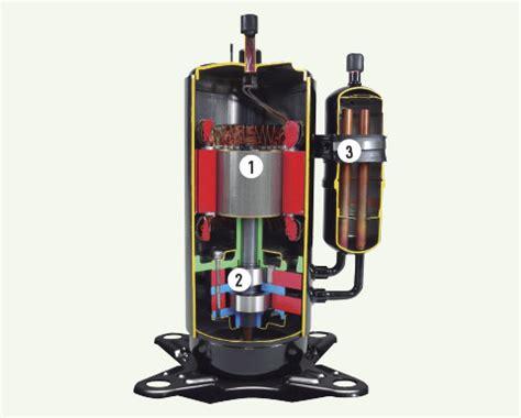panasonic  rotary compressor panasonic heating