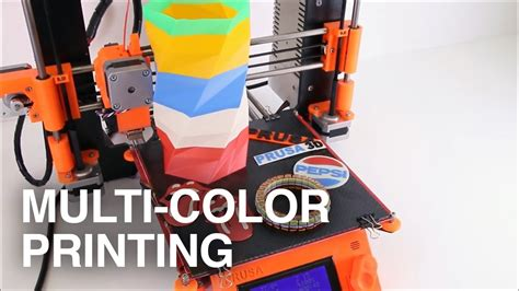 color 3d printer multi color 3d printing