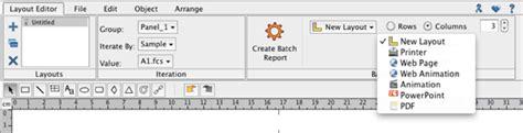 layout editor export layout editor export options flowjo v10 0 7 documentation