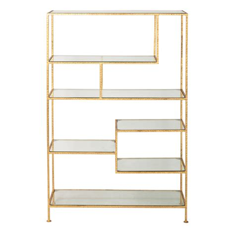 luxe shelving unit all oliver bonas
