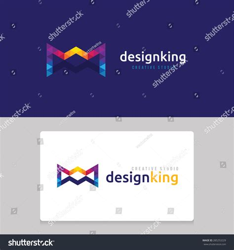design name editor design king logo template the logo is easy to edit to your