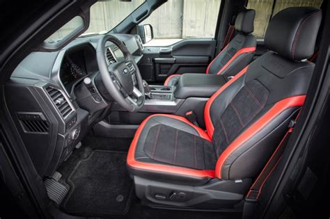 ford f 150 leather seats cost 2016 ford f 150 lariat appearance package leather front