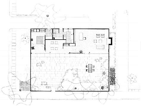 Frank Lloyd Wright Floor Plans design pulse harvard gsd s exhibition of philip johnson