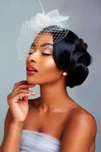 black people short up dos pin curls hairstyles 43 black wedding hairstyles for black women