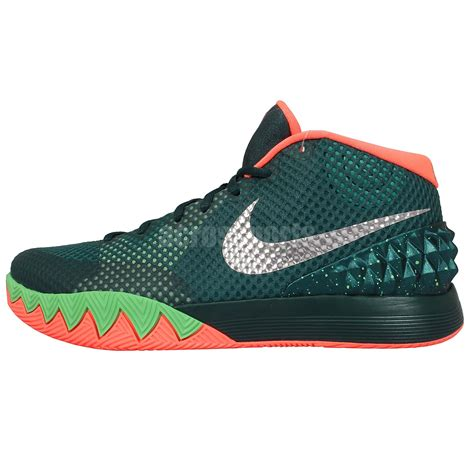 kyrie irving basketball shoes nike kyrie 1 ep flytrap kyrie irving emerald green 2015