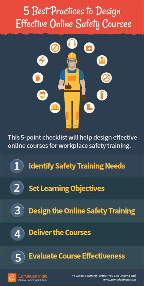 online tutorial best practices 5 best practices to design effective online safety courses