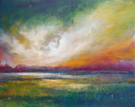 abstract landscapes artfinder abstract landscape 21 by tracy marrison