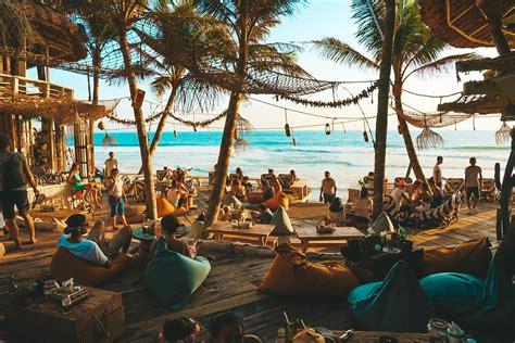 balis  sunset spot canggus  la brisa beach club