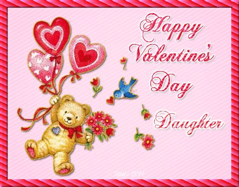 happy valentines day to my daughters happy s day quote pictures photos and