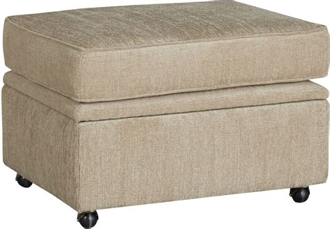 beige storage ottoman emery beige storage ottoman from progressive furniture