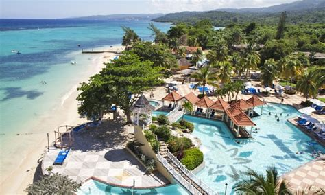 dunn s river resort stay with airfare from vacation express in ocho rios groupon